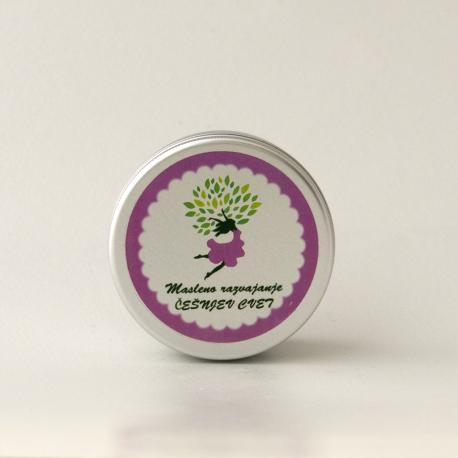 Masleno razvajanje Češnjev cvet